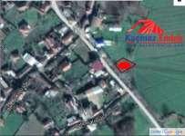 Biga Bahçeli Köyde Cadde Üstü Satılık İmarlı Arsa