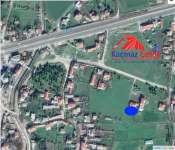 Biga Güvemalan Köy İçi Cadde Üzeri Satılık İmarlı Arsa