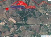 Biga Danişmente Köyünde Satılık Yol Üstü Tarla, Arazi