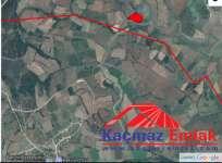 Biga Danişment Köyünde Yola Cepheli Satılık Tarla Arazi