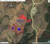 Biga Dikmen Köyünde Yolu, Suyu Olan Satılık Tarla