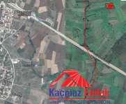 Biga Doğancı Köyünde Satılık Tarla Arazi