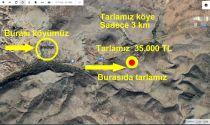 Antalya Çevre Yoluna 500 Metre Mesafede 649 M2 Arazi