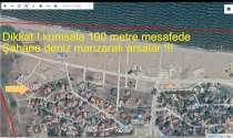 Gönen Denizkentte Satılık Deniz Manzaralı Villa Arsası