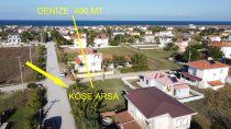 Biga Çeşmealtı Denizatı Sitesi Satılık Villa Arsası
