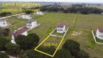 Biga Çeşmealtı Sahil Bölgesinde Satılık Villa Arsası