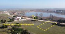 Biga Çeşmealtı'Da Satılık Villa İmarlı Arsa