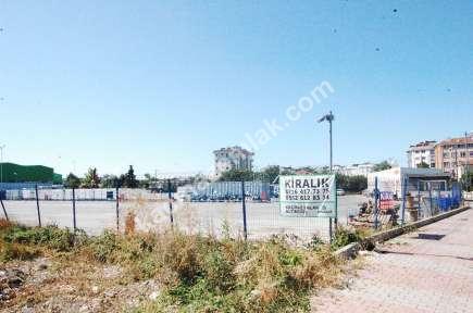 Sultanbeyli Cadde Üzeri Yanyol Yakını Arsa 14