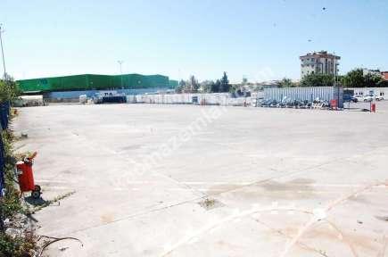 Sultanbeyli Cadde Üzeri Yanyol Yakını Arsa 13