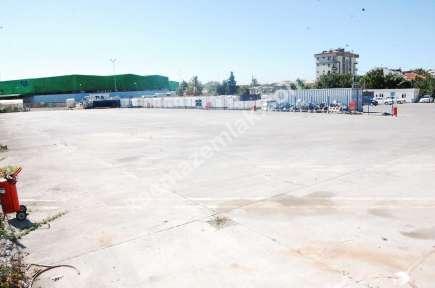 Sultanbeyli Cadde Üzeri Yanyol Yakını Arsa 12