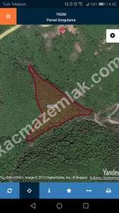 Trabzon Yomrada Satılık 12.478 M2 Arazi 1