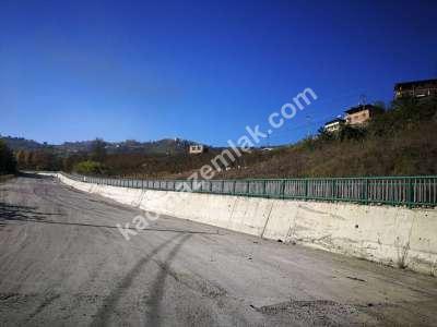 Trabzon Gürbulak'da Satılık Yol Üzeri Arsa..! 3