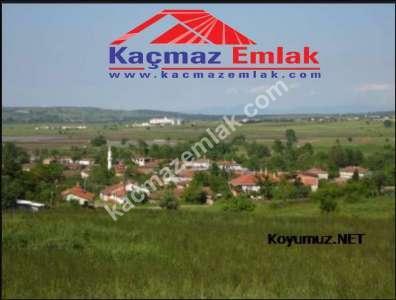 Biga Bahçeli Köyde Cadde Üstü Satılık İmarlı Arsa 2