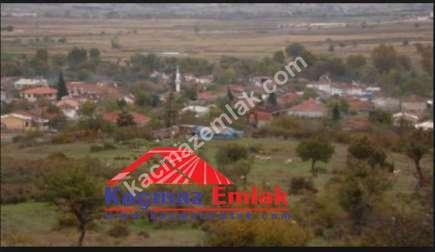 Biga Bahçeli Köyde Cadde Üstü Satılık İmarlı Arsa 3