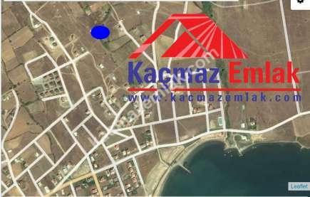 Biga Karabiga Da Deniz Manzaralı Satılık İmarlı Arsa 1