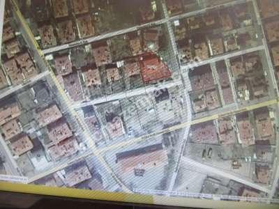 Develi Yeni Mah Köşe Başı Konut Arsası M2 657 5