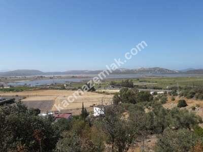 Deniz Ve Göl Manzaralı Bodruma 25Km Arsa 1