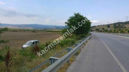 Yenişehir Marmaracık Köyünde Ana Yola Cephe Sat. Tarla. 5