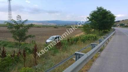Yenişehir Marmaracık Köyünde Ana Yola Cephe Sat. Tarla. 1