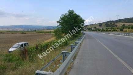 Yenişehir Marmaracık Köyünde Ana Yola Cephe Sat. Tarla. 14