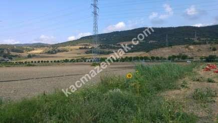 Yenişehir Marmaracık Köyünde Ana Yola Cephe Sat. Tarla. 13