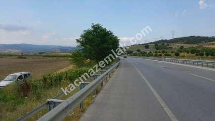 Yenişehir Marmaracık Köyünde Ana Yola Cephe Sat. Tarla. 4