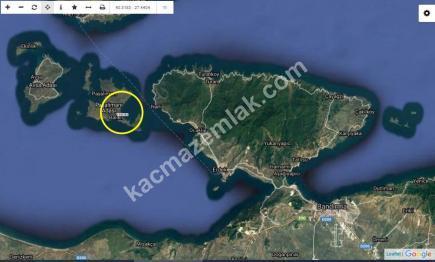 Erdek Balıklı Köyde Satılık Deniz Manzaralı Arsa 4