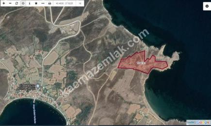 Erdek Balıklı Köyde Satılık Deniz Manzaralı Arsa 5