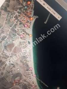 Avşa Adası Altınkum Mevkiinde Satılık Arsa 10