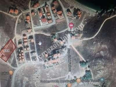 Avşa Adası Altınkum Mevkiinde Satılık Arsa 12
