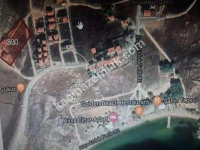 Avşa Adası Altınkum Mevkiinde Satılık Arsa 8