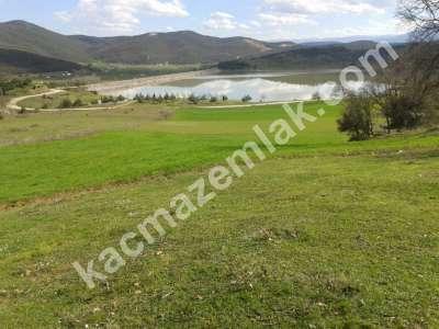 Bursa Kestel Gölcük Köy De Satılık Baraj Manzara Tarla 2