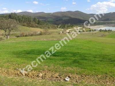 Bursa Kestel Gölcük Köy De Satılık Baraj Manzara Tarla 4