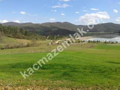 Bursa Kestel Gölcük Köy De Satılık Baraj Manzara Tarla 5