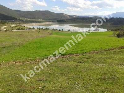 Bursa Kestel Gölcük Köy De Satılık Baraj Manzara Tarla 1