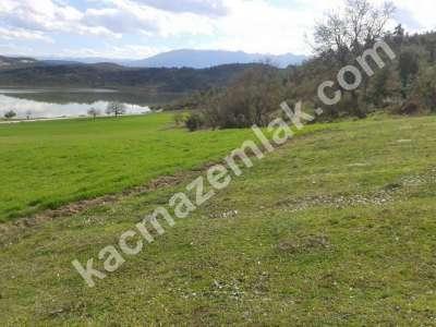 Bursa Kestel Gölcük Köy De Satılık Baraj Manzara Tarla 3