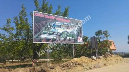 Mudanya İlçesi Mürsel Köyde Satılık İmara Yakın Tarla. 8