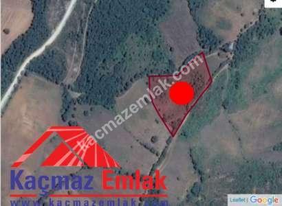 Biga Dikmen Köyünde Satılık 10.700 M2 Tarla, Arazi