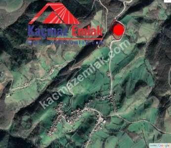 Biga Elmalı Köyünde Yola Cepheli Satılık Tarla, Arazi 2