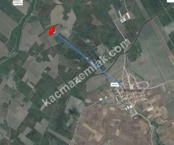 Biga Gümüşçay'da 1.740 M2 Satılık Tarla, Arazi