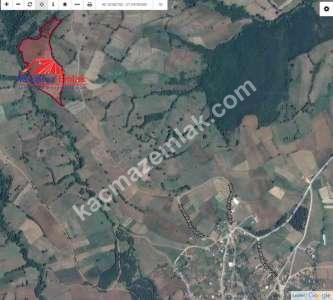 Biga Harmanlı Köyüne 1 Km Mesafede Acil Satılık Tarla 1