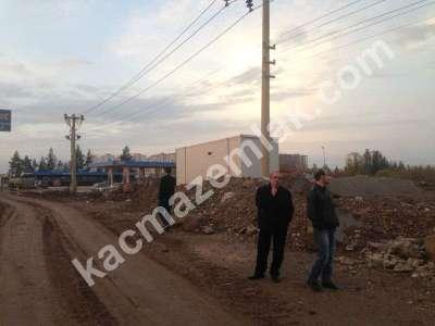 Diyarbakır Elazığ Yolunda Yola Sıfır İmar Sınırında Aci 7