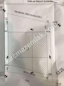 Trabzon Arsin Güzelyalı Satılık Projeli Arsa..! 9
