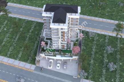 Trabzon Arsin Güzelyalı Satılık Projeli Arsa..! 5