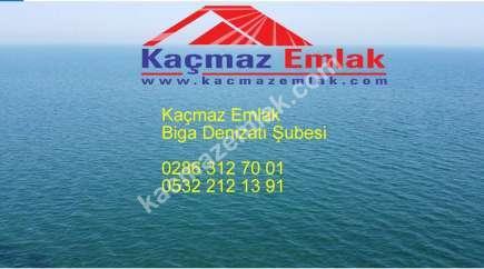 Gönen Çifteçeşmelerde Denize Yakın Satılık Villa Arsası 2