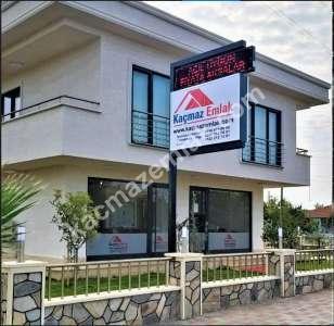 Gönen Denizkentte Satılık Deniz Manzaralı Villa Arsası 12