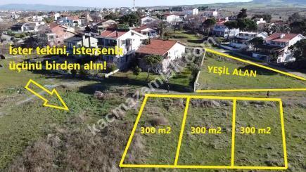 Gönen Denizkentte Satılık Deniz Manzaralı Villa Arsası 1