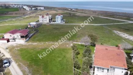Gönen Denizkentte Satılık Deniz Manzaralı Villa Arsası 8