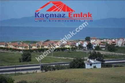 Gönen Denizkent'te Deniz Manzaralı Satılık Villa Arsas 3