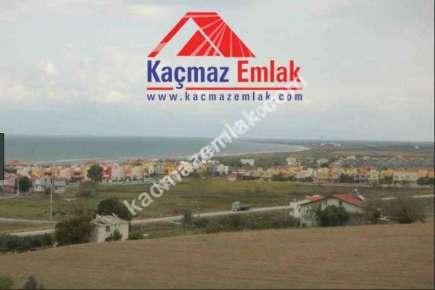 Gönen Denizkent'te Deniz Manzaralı Satılık Villa Arsas 2